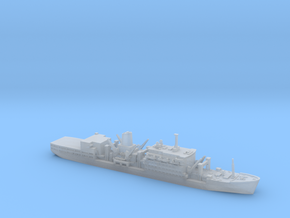 1/1800 RFA Fort Class in Smooth Fine Detail Plastic
