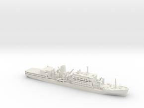 1/1250 RFA Fort Class in White Natural Versatile Plastic