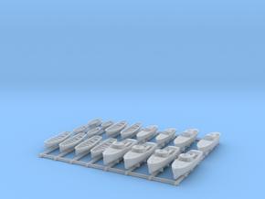 1/350 DKM Bismarck Boat Set in Smooth Fine Detail Plastic
