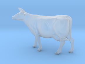 Printle Thing Cow  - 1/76 in Smooth Fine Detail Plastic