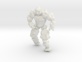 Earth Elemental in White Strong & Flexible