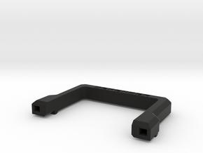 Defender A-Frame Protection Bar in Black Premium Strong & Flexible