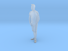Printle C Homme 364 - 1/87 - wob in Smooth Fine Detail Plastic