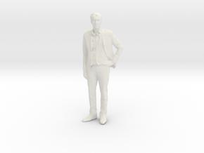 Printle F Homme Roberto Benigni - 1/18 - wob in White Natural Versatile Plastic