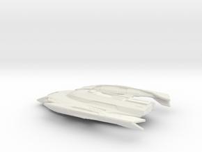 Aquarius_Engines out in White Natural Versatile Plastic