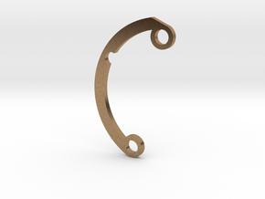 Chamber Door type 1 in Natural Brass