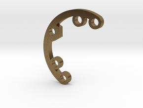 A series Rad FIn 1 in Natural Bronze