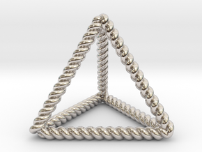 Twisted Tetrahedron RH in Platinum