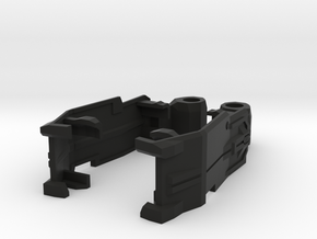 TR PMOP Arm Upgrade Set A in Black Premium Versatile Plastic