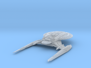USS_Shenzhou in Smooth Fine Detail Plastic