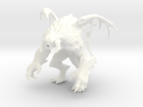 Roshan in White Processed Versatile Plastic