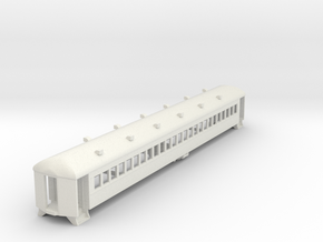 RI 2500 Series HO Scale in White Natural Versatile Plastic