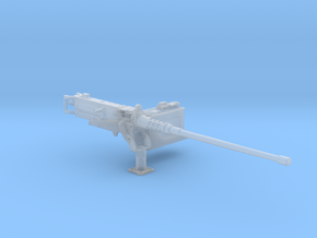1/35 Browning .50 Cal Machine Gun in Smooth Fine Detail Plastic