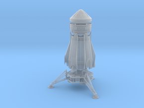 1/200 NASA/JPL ARES MARS ASCENT VEHICLE - COMPLETE in Frosted Ultra Detail