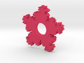 Amulet Spinner Mini in Pink Processed Versatile Plastic
