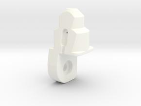 thumb_distal_l in White Processed Versatile Plastic