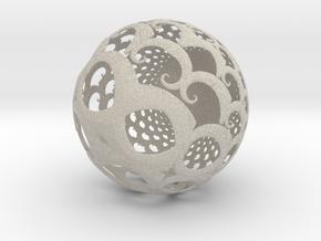 Lg Sphere in Natural Sandstone