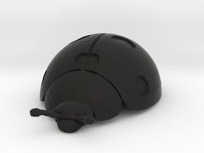 Ladybug in Black Premium Strong & Flexible