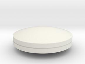 1:18 FALCON YT1300 ANH CARGO BOX MODEL H in White Natural Versatile Plastic