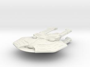 Saber class Refit G in White Natural Versatile Plastic