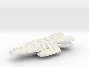 Frontier Trader in White Premium Versatile Plastic