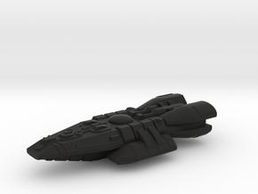 Frontier Trader in Black Premium Versatile Plastic