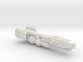 Frontier Explorer in White Premium Versatile Plastic