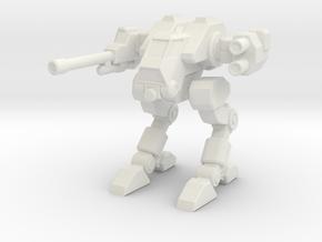 Terran Scout Walker in White Premium Versatile Plastic