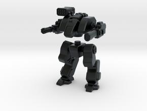 Terran Assault Walker in Black Hi-Def Acrylate