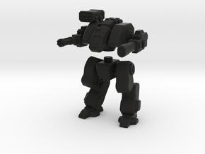 Terran Assault Walker in Black Premium Versatile Plastic