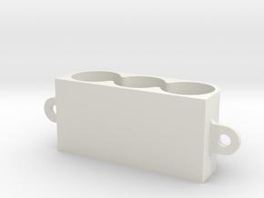 cap_mount in White Natural Versatile Plastic