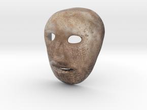Mask1 in Full Color Sandstone