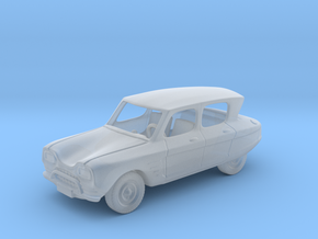 Citroen Ami 6            1:120  TT in Smooth Fine Detail Plastic