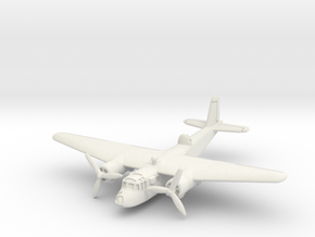 Blackburn B.26 Botha 1/285 6mm in White Natural Versatile Plastic