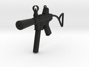 TF2 Cleaner's Carbine Airsoft Gun in Black Natural Versatile Plastic