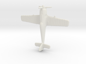 1:350 Fw 109 A8 in White Natural Versatile Plastic