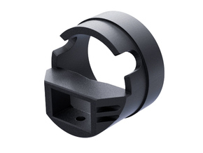 US Guardian Chassis connector holder in Black Natural Versatile Plastic