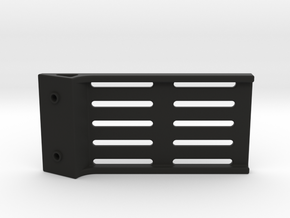 Traxxas TRX-4, Front Angled Battery Tray in Black Premium Strong & Flexible