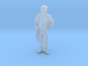 Printle C Homme 591 - 1/87 - wob in Smooth Fine Detail Plastic
