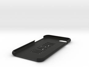 IPhone7 case Mafia 3 in Black Natural Versatile Plastic