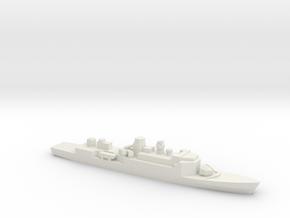 Drummond-class corvette, 1/2400 in White Natural Versatile Plastic