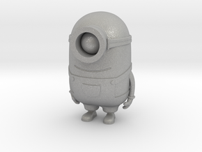 """One eyed minion from """"Despicable Me"""" in Aluminum"""