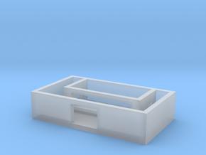 Minecraft desk toy in Smooth Fine Detail Plastic