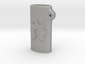 BIC mini OSH keychain in Aluminum