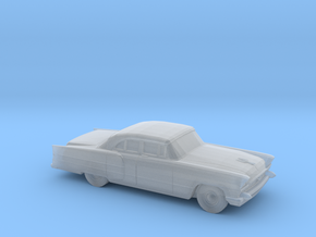 1/120 1X 1956 Packard Patrician in Smooth Fine Detail Plastic