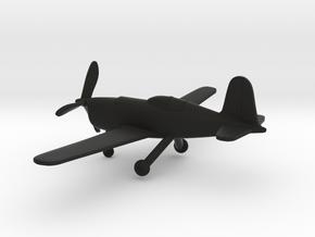 Douglas XP-48 in Black Natural Versatile Plastic: 1:144