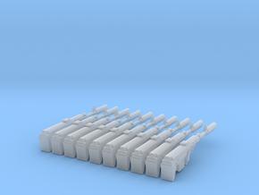 SVD-U lasguns in Smooth Fine Detail Plastic