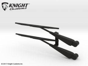 SR50022 SR5 wipers in Black Strong & Flexible