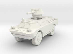 MG144-R19 BRDM-2 in White Natural Versatile Plastic