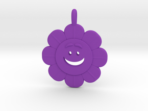 02-Smileyface-DAISY in Purple Processed Versatile Plastic
